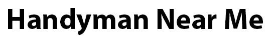 Handyman Near Me Logo