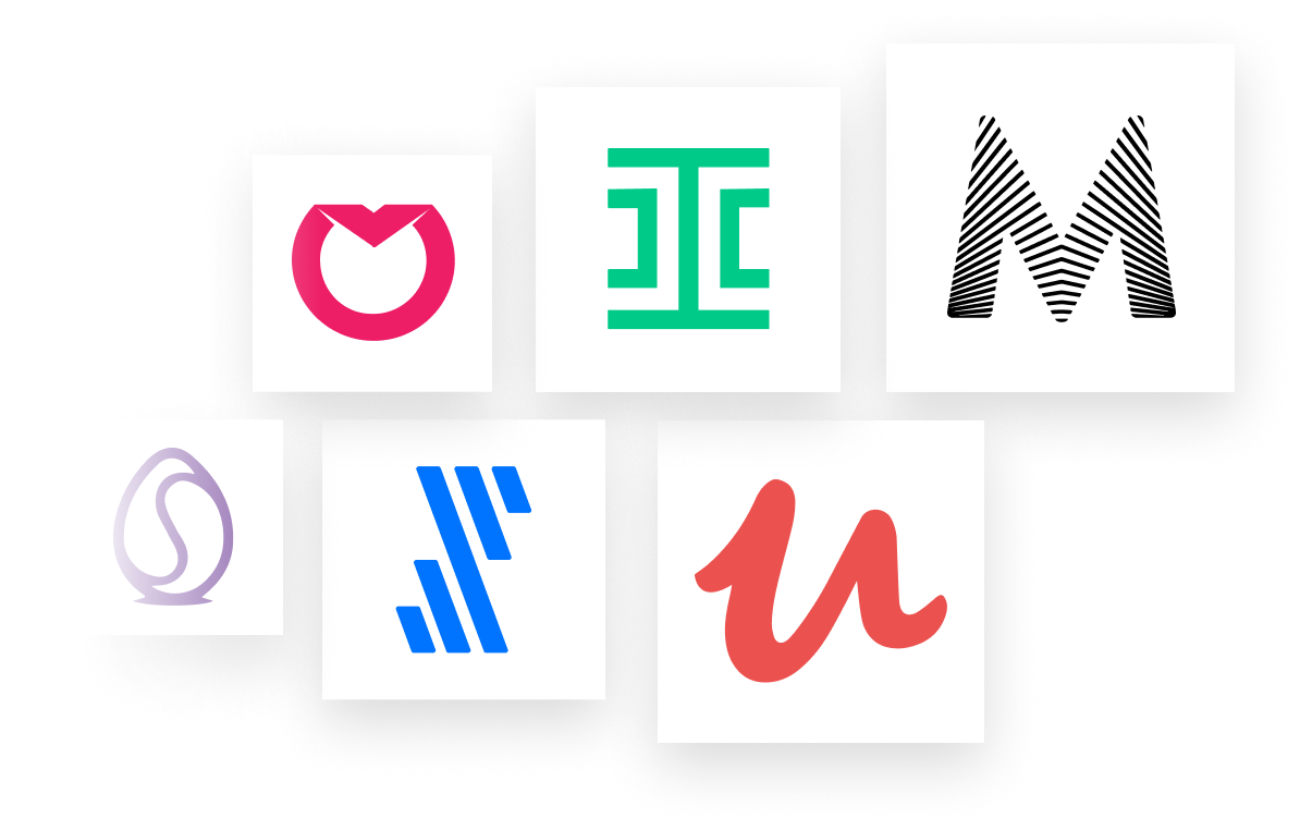 Logos for companies that are hiring like Masterclass, Udemy, and more.