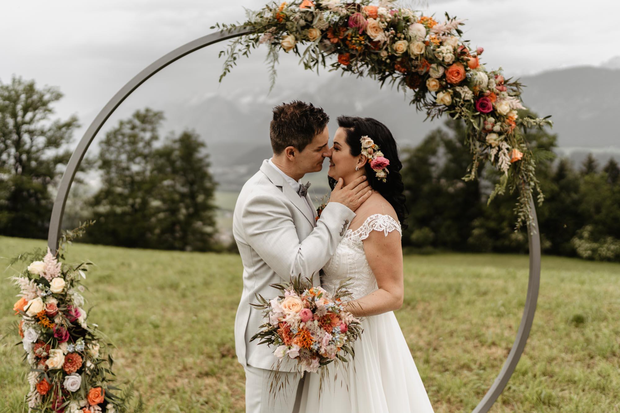 Hochzeitsfotografen Tirol Blitzkneisser
