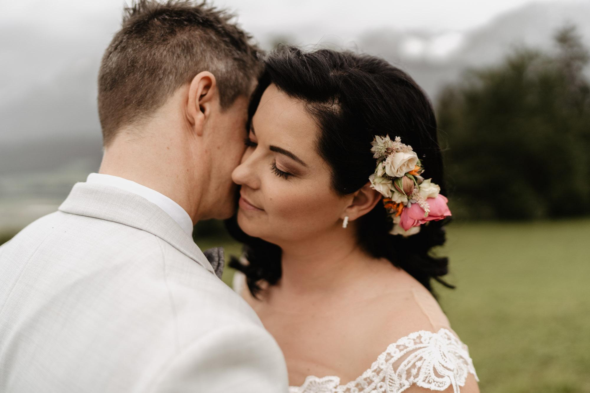 Brautstyling Tirol