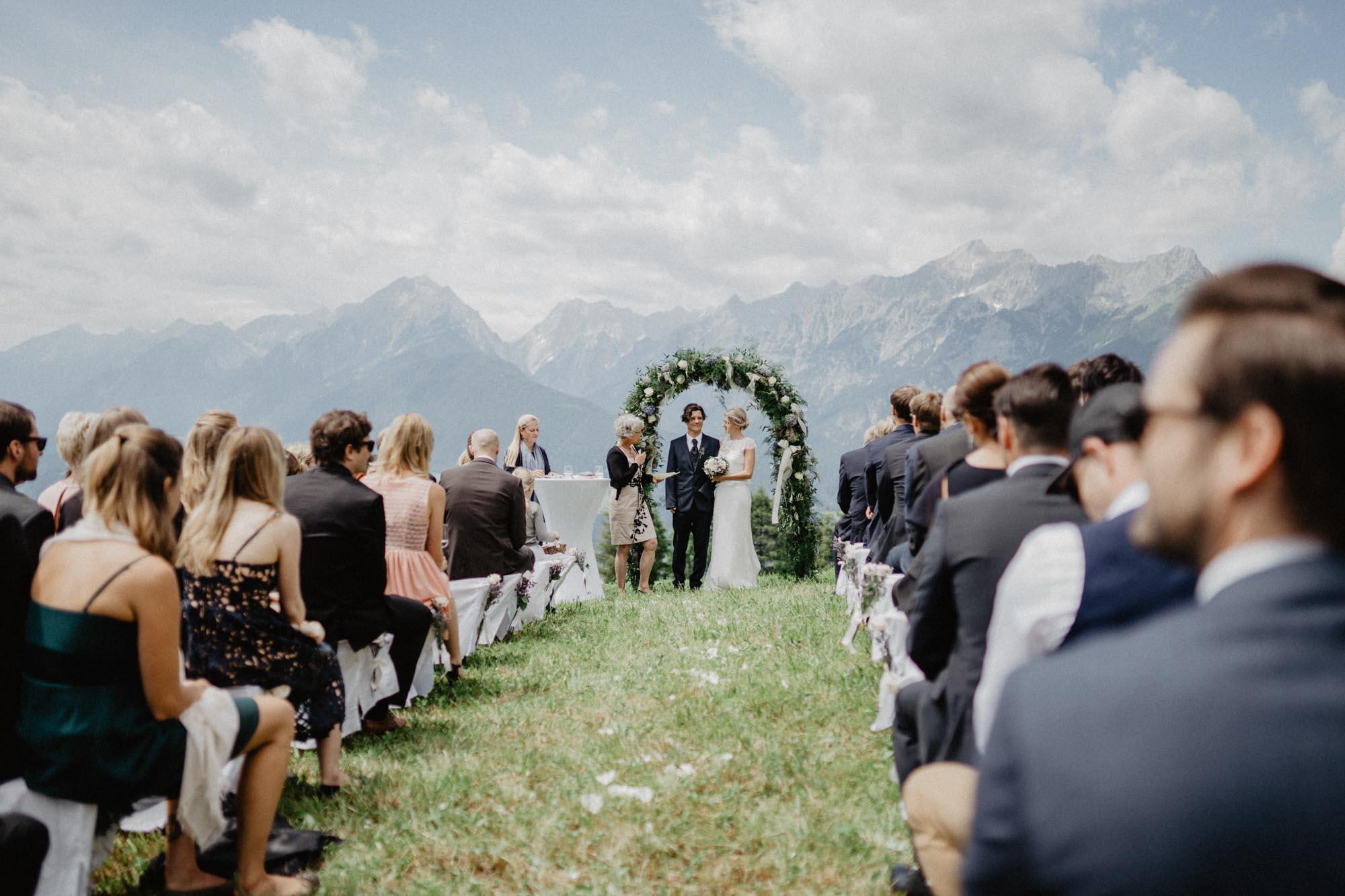 Hochzeitslocations Tirol Hotel Frieden