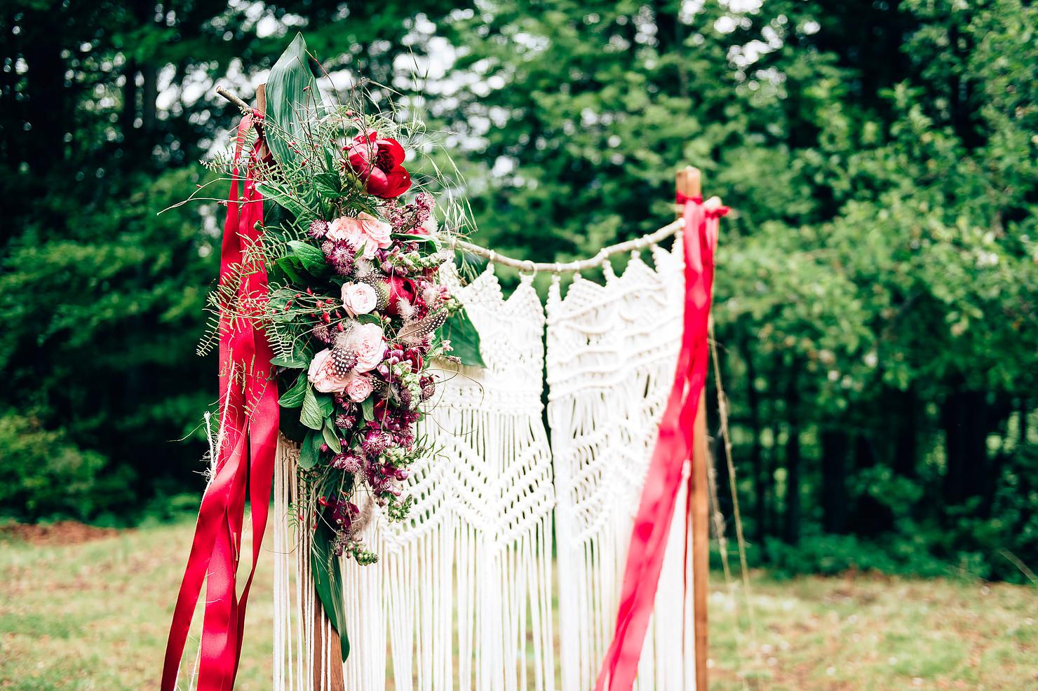Boho Hochzeit Vorarlberg