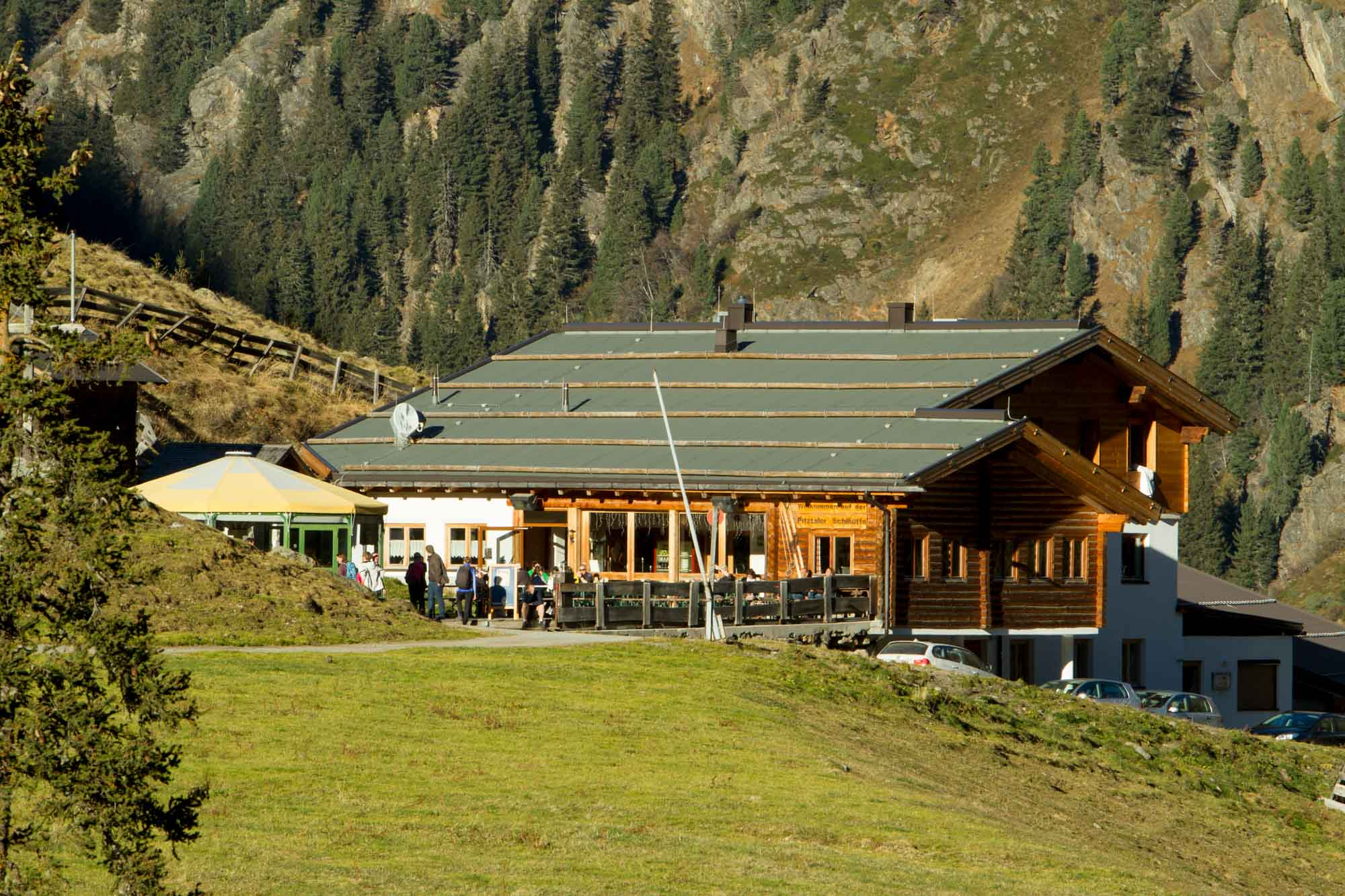 Pitztaler Schihütte
