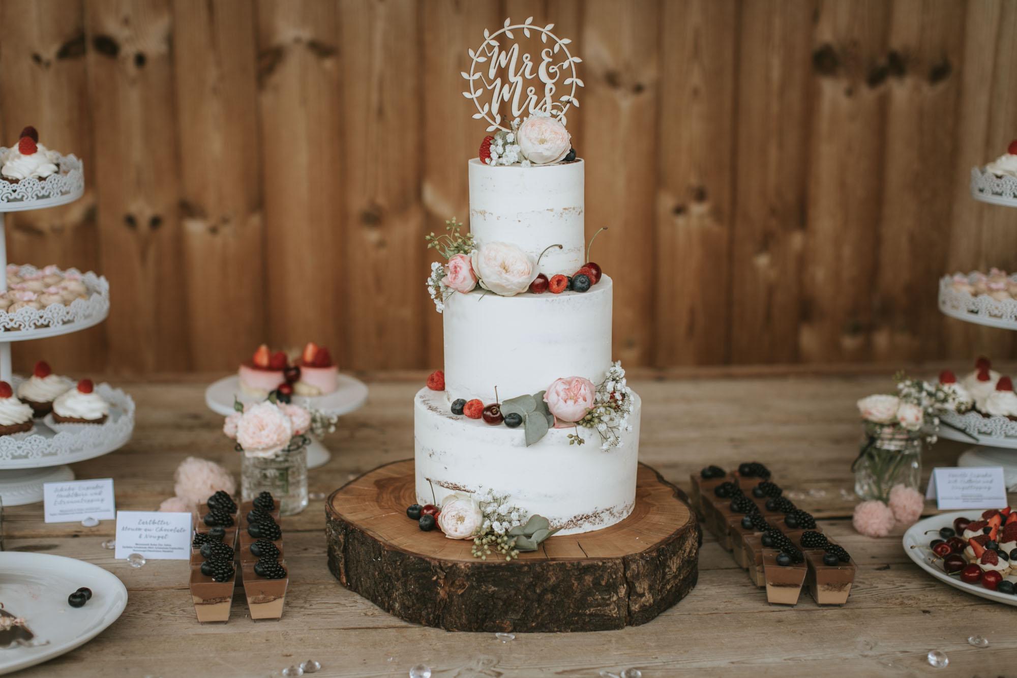 Tortennascherei –Hochzeitstorte & Co