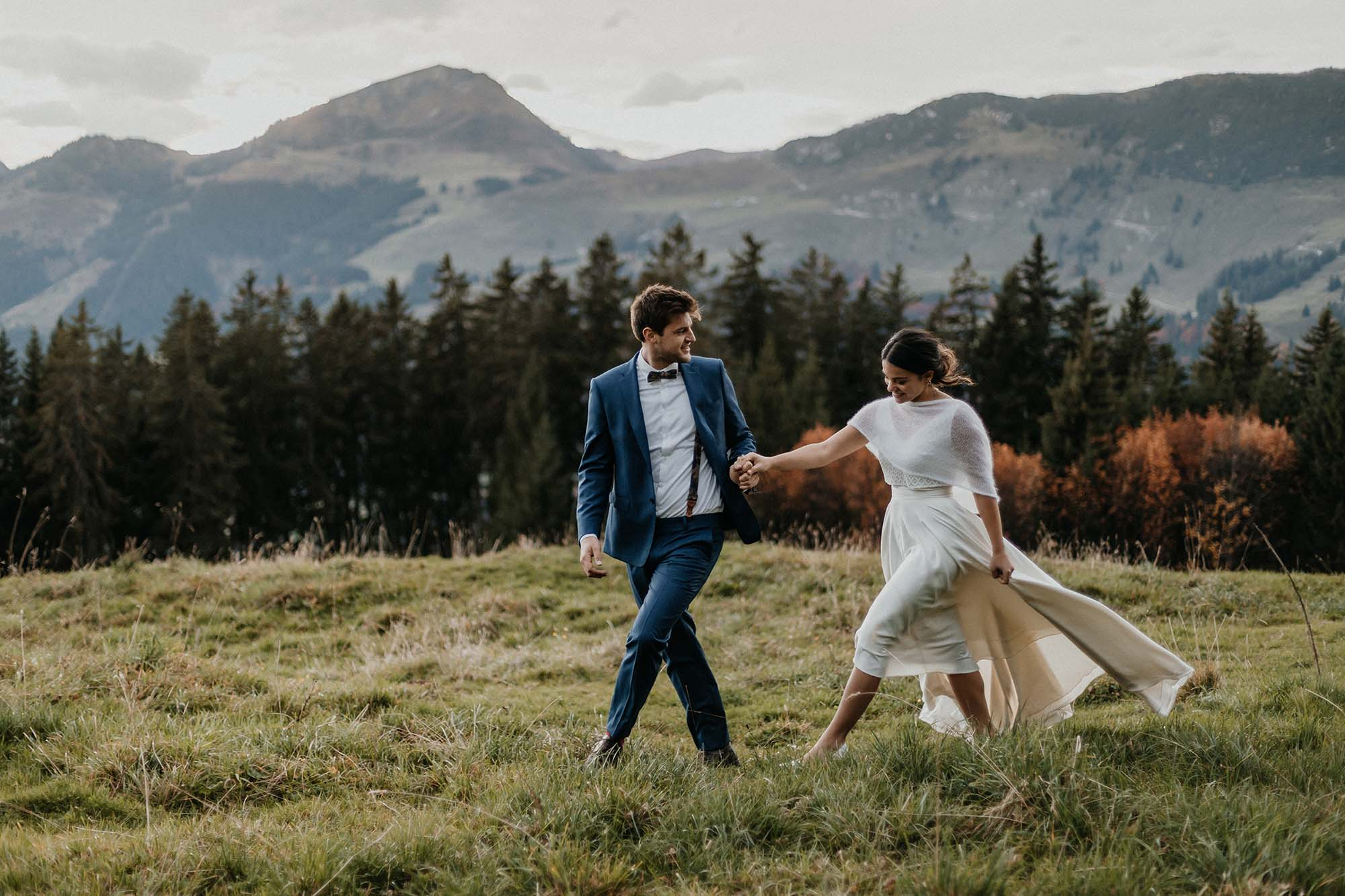 """""""Happily Ever After"""" – Hochzeitsfotografin Lisa Egger"""