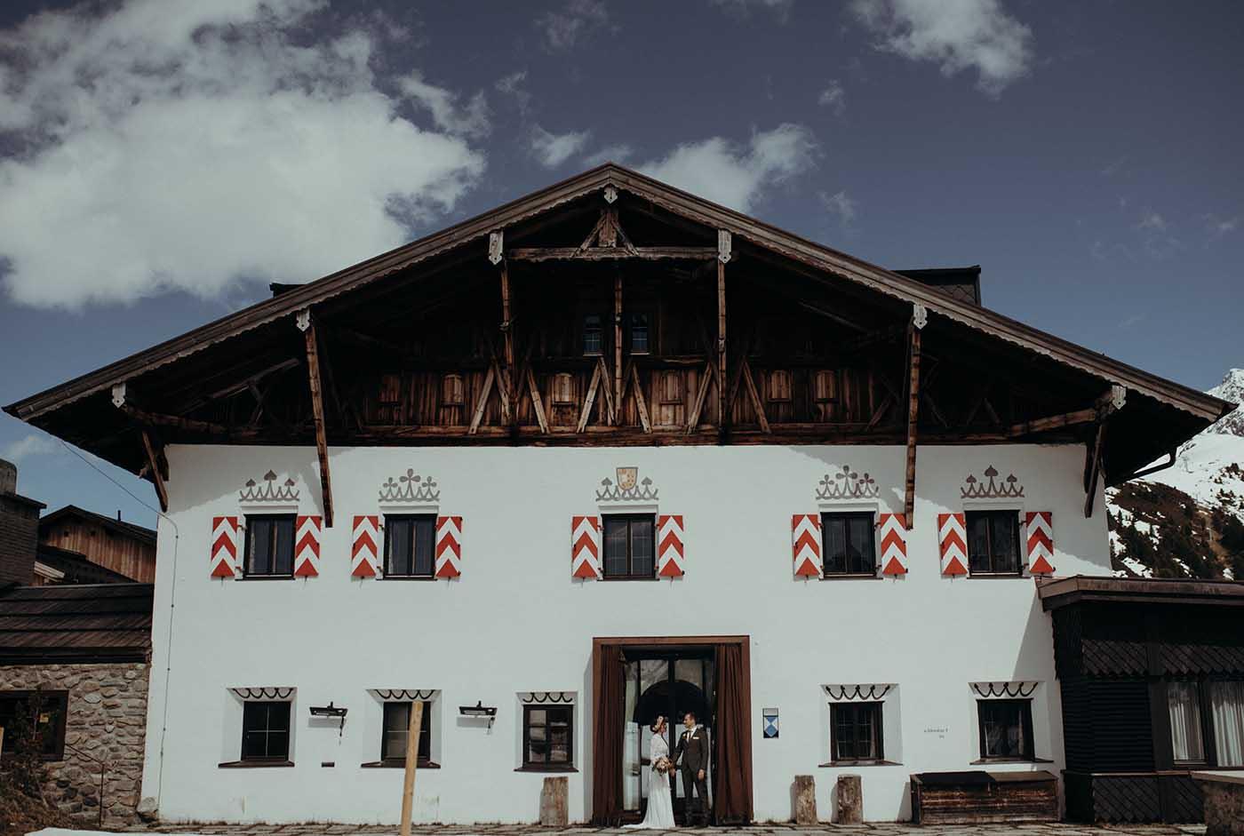 Jagdschloss-Resort Kühtai