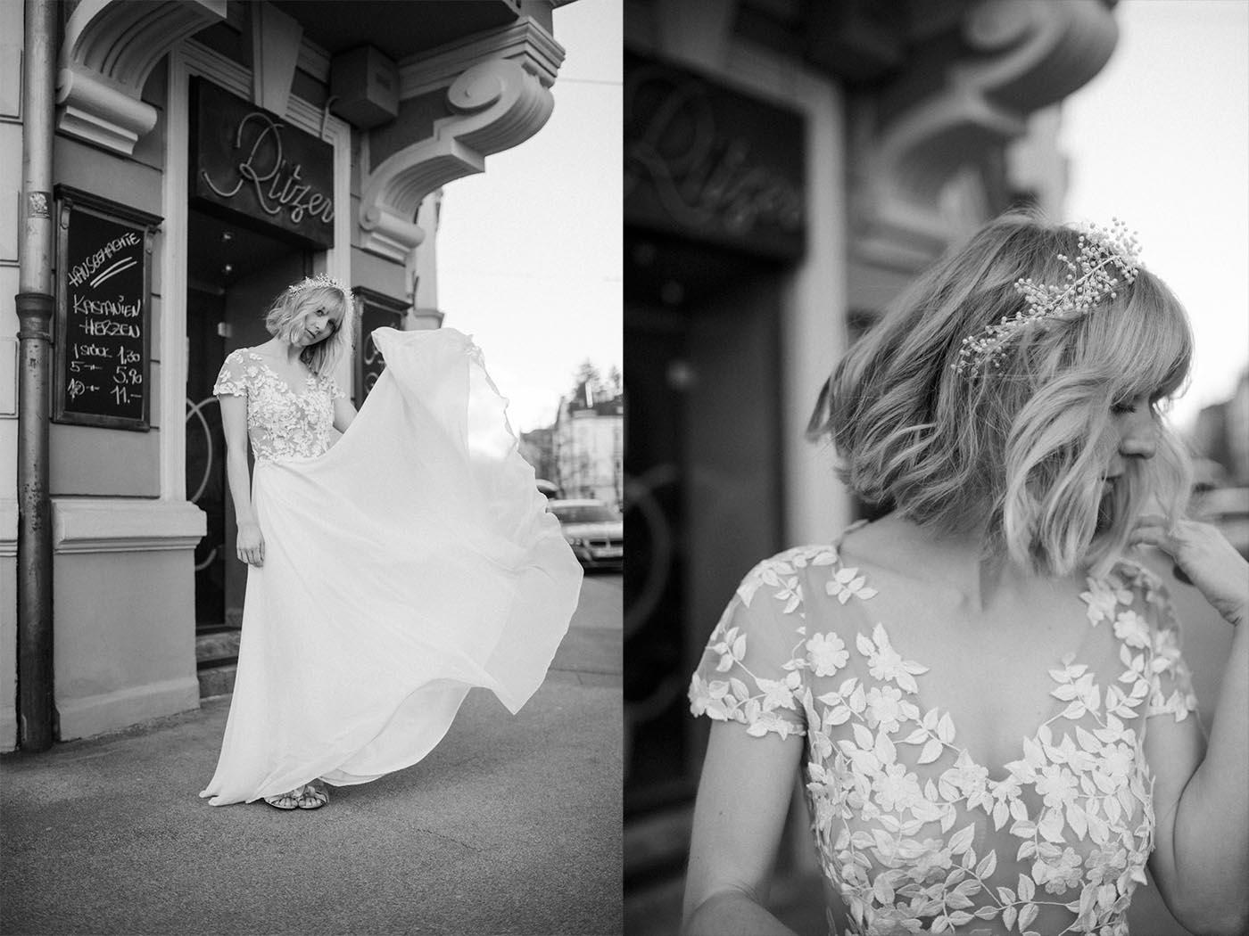 Brautkleider von Goldcircus Studio