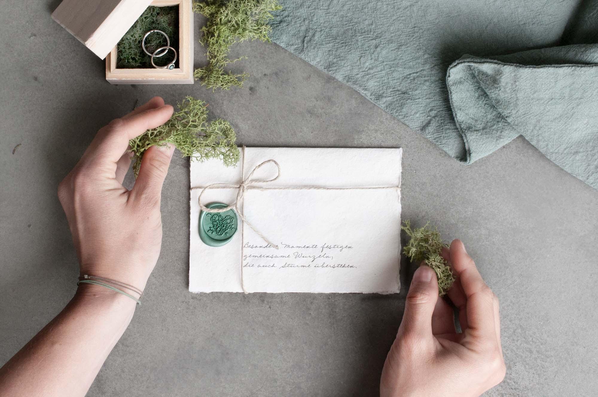 sonnenblatt designstudio | Hochzeitspapeterie