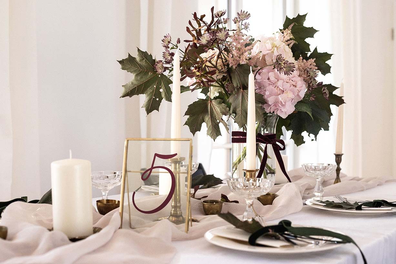 Liese und Lotte | Hochzeitsdekoration