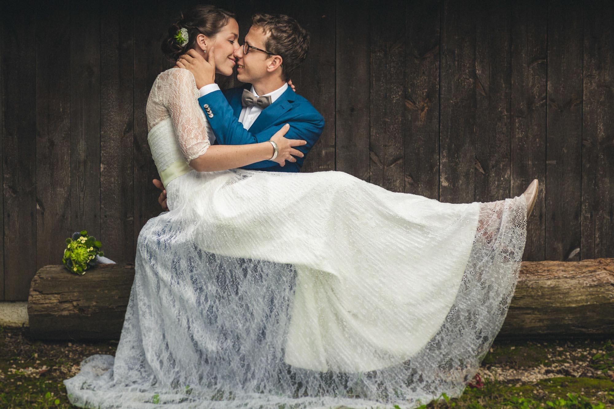 ultralicht  Hochzeitsfotografie