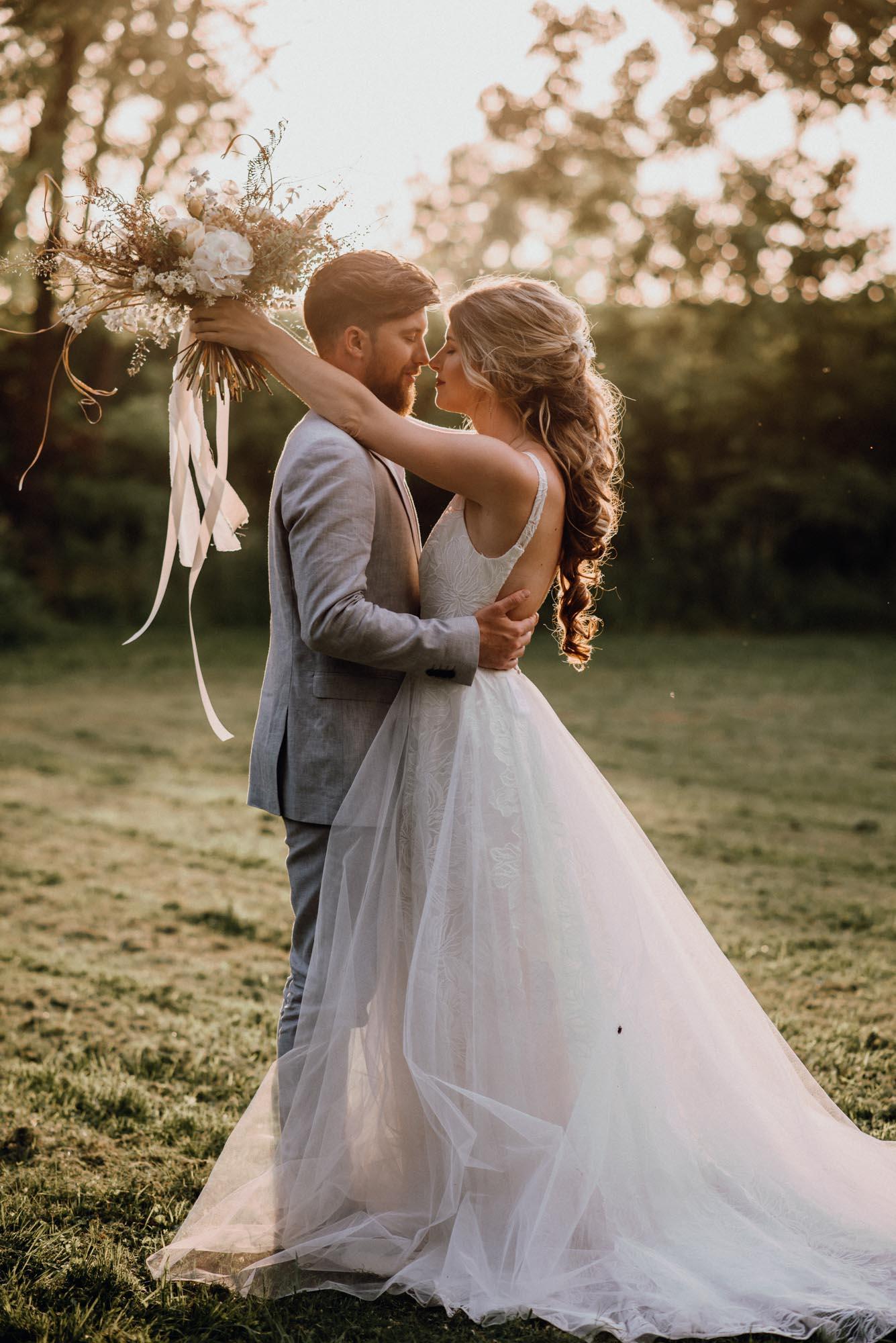 Frau K. heiratet