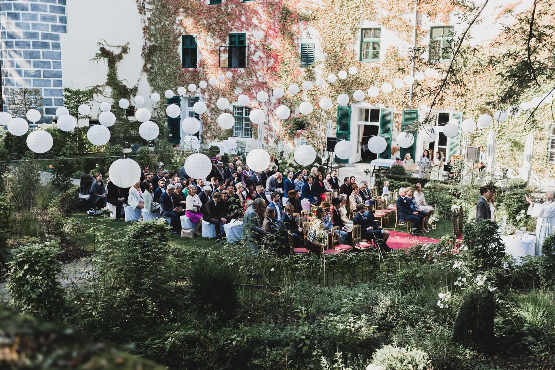 Hochzeitslocation Schloss Ernegg