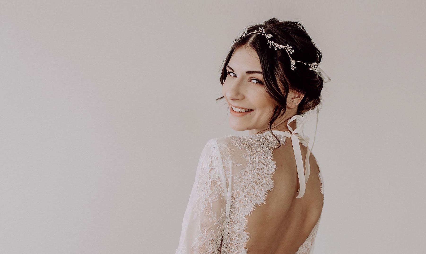 Brautstylistin Sophia Jane