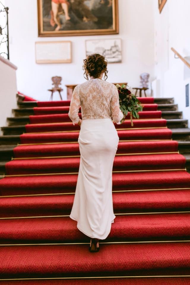 Brautkleider von Johanna Scherz