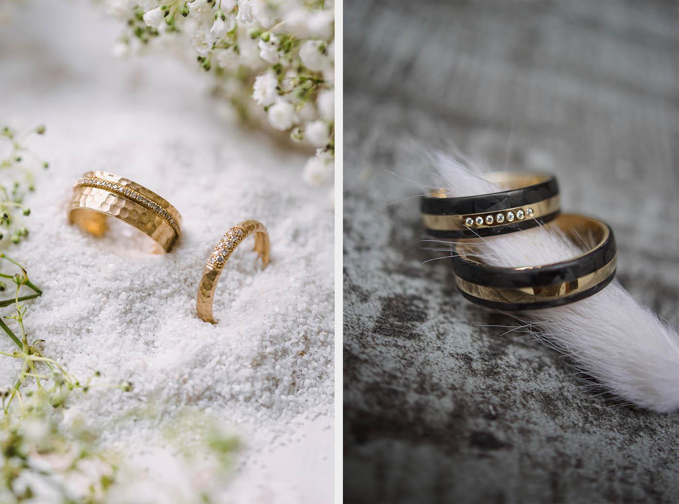 Juwelier Homm | Eheringe & Schmuck