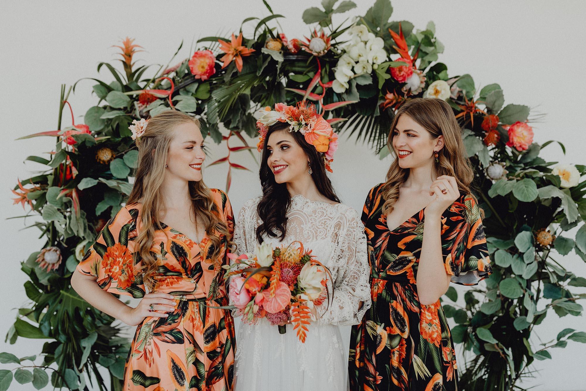 Tutti Frutti Hochzeit auf Schloss Hof