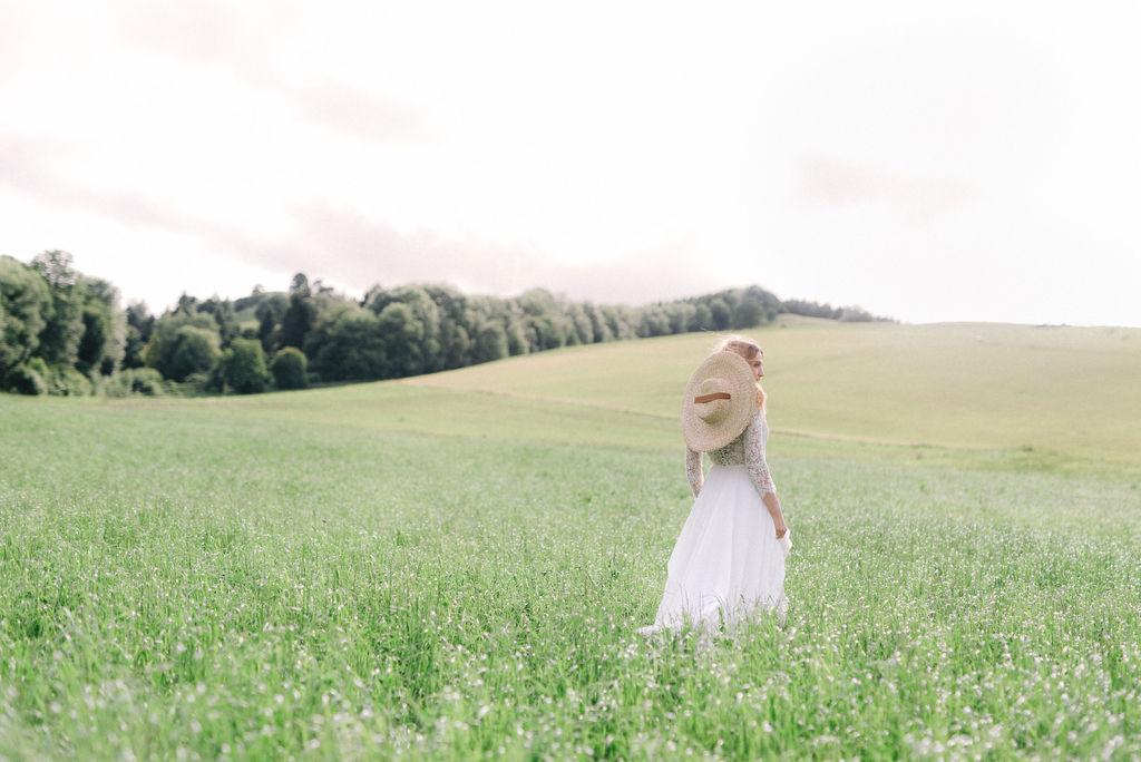 Summer Bride – Inspiration in freier Natur