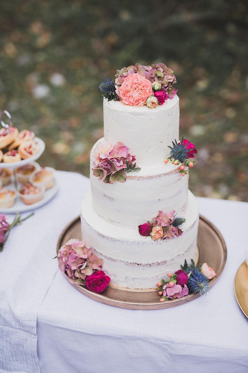 verzückt | Hochzeitstorte & Co