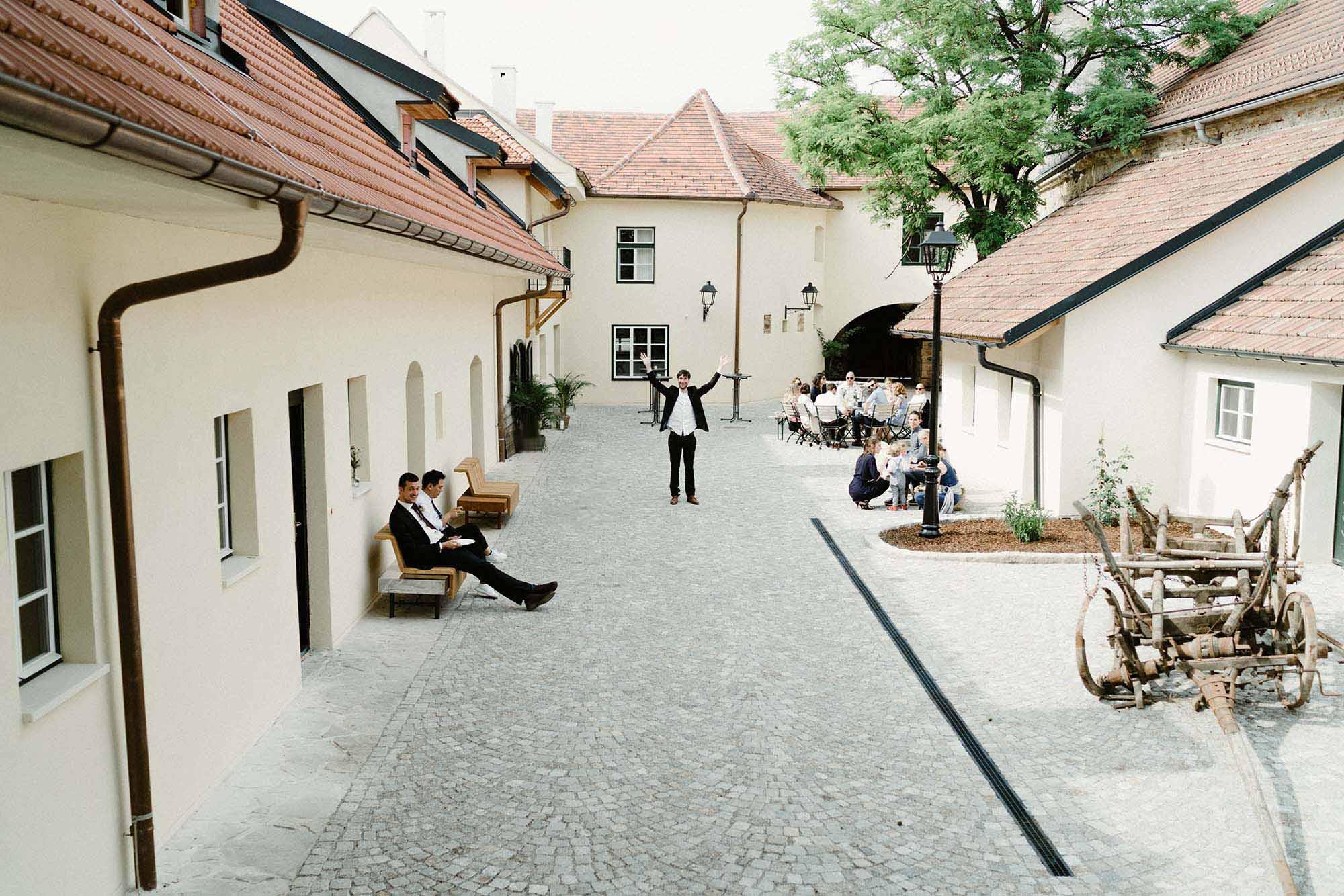 """Hochzeitslocation """"Kaiser's Hof"""""""