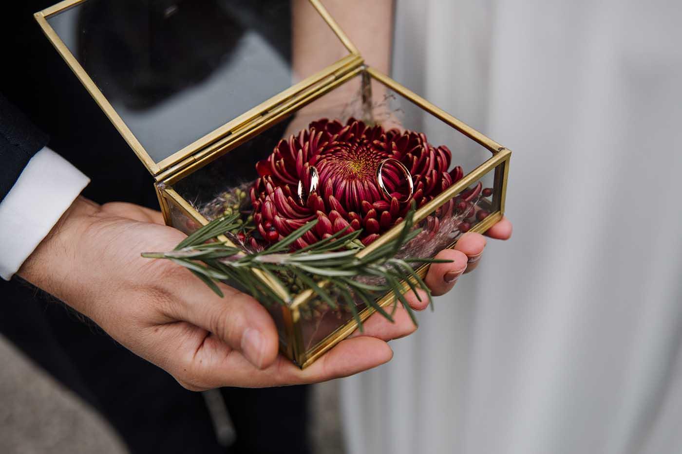 Hochzeitsfloristik von Astrid Wolf