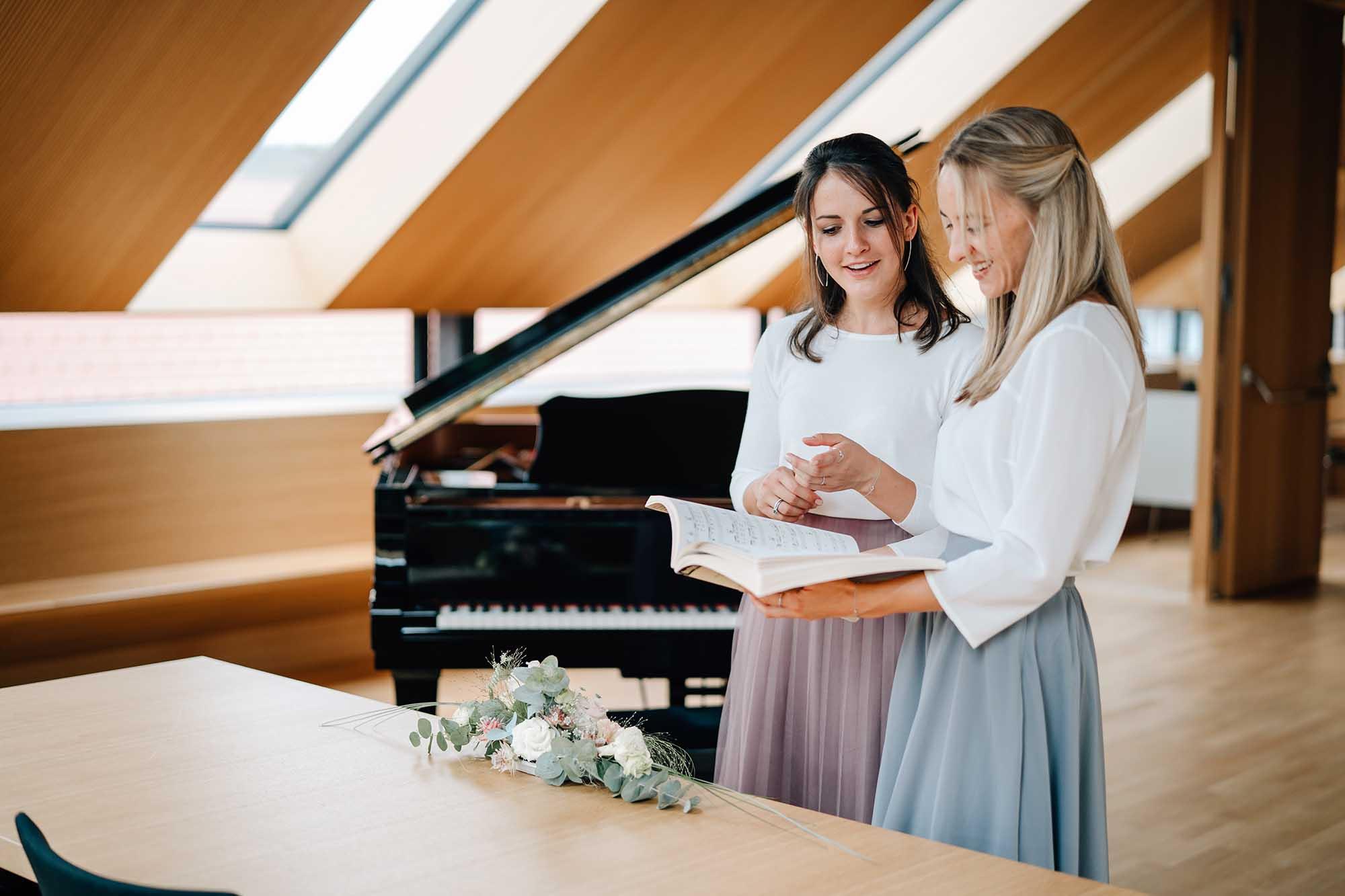 Zweiklang | Hochzeitsband