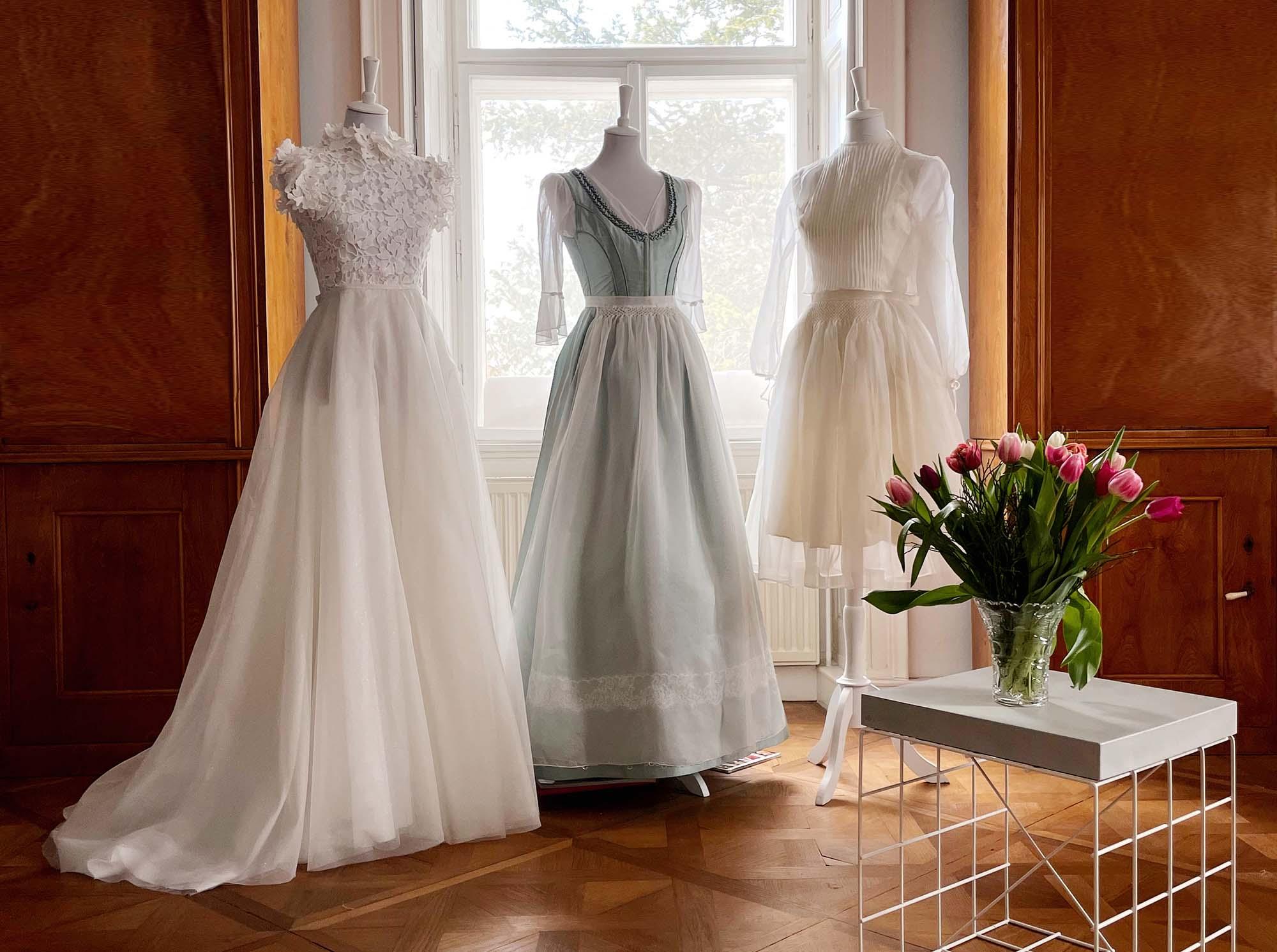 Brautkleider von Atelier SNOW