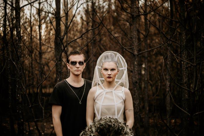Future Wedding – unkonventionelle Hochzeit der Kontraste