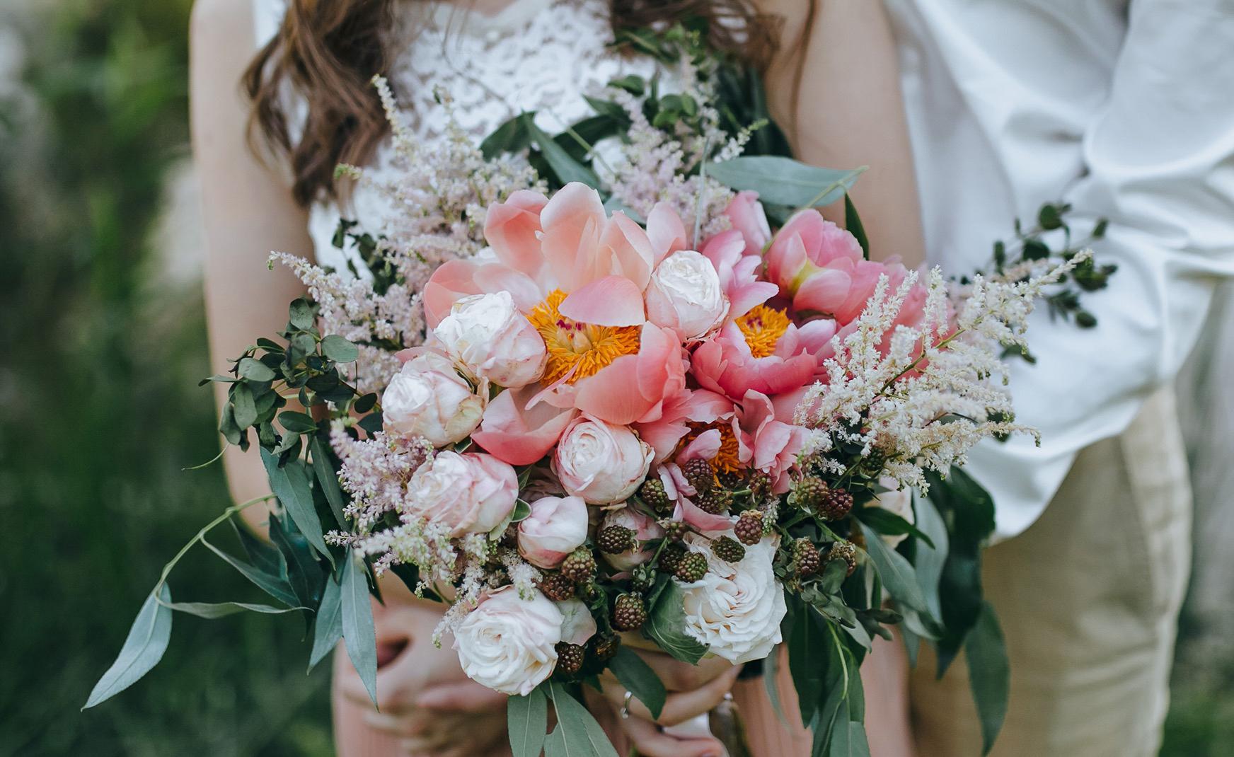 Hochzeitsfloristik aus Niederösterreich
