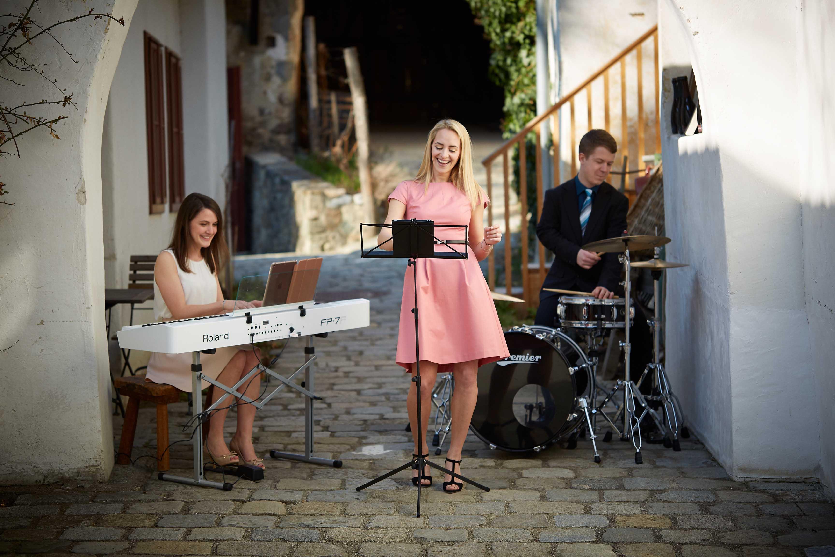 Musik für Hochzeit Niederösterreich