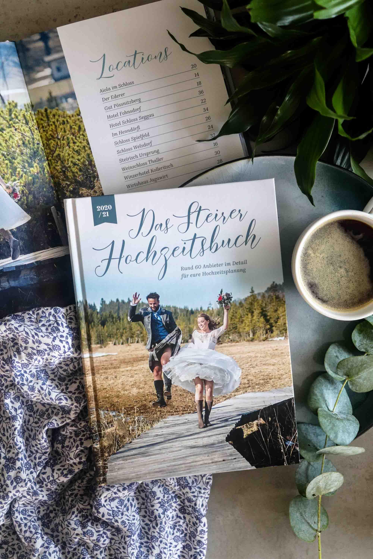 Hochzeit Steiermark | Das Steirer Hochzeitsbuch