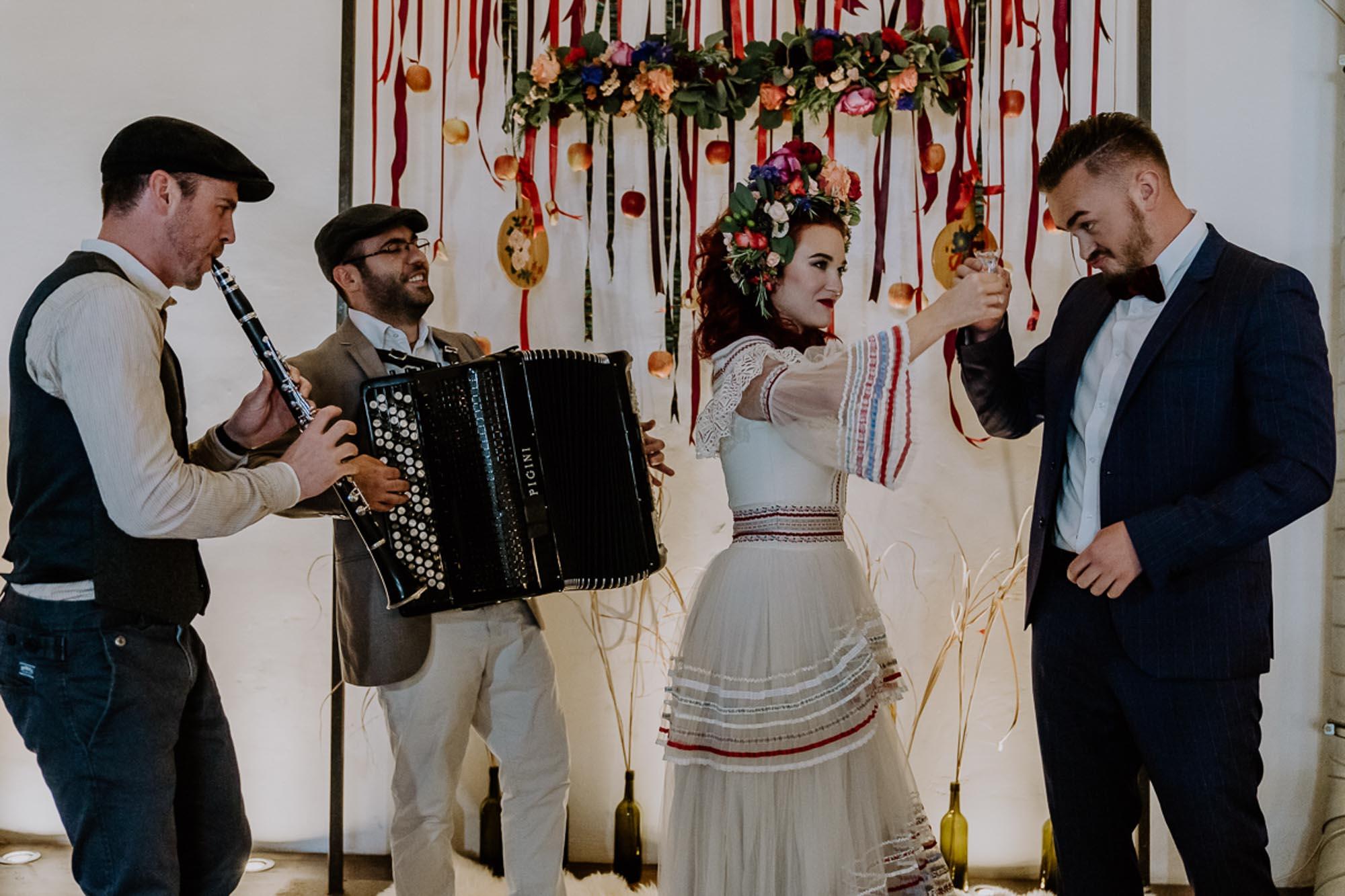 Musik für Hochzeit Steiermark