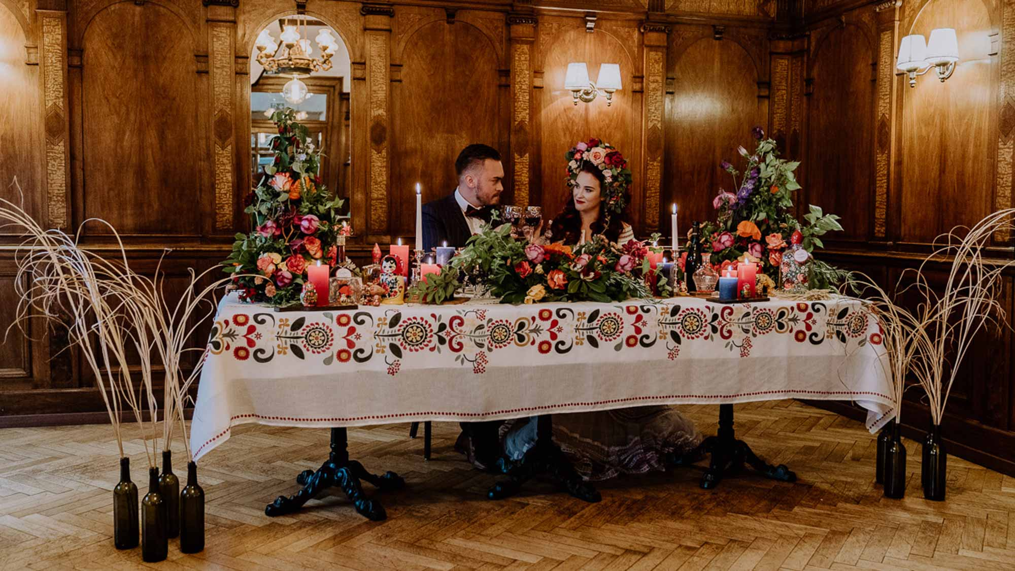 Hochzeit Steiermark Dekoration