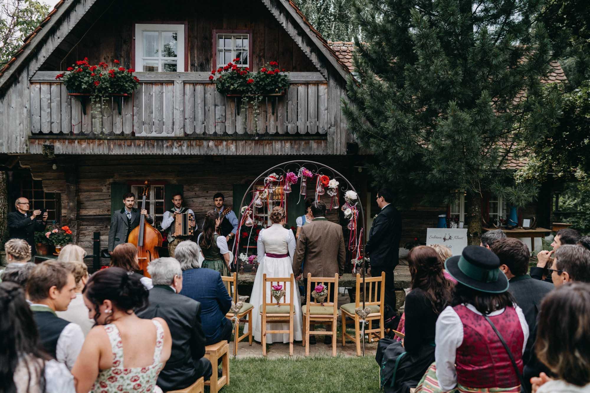 """Hochzeitslocation """"Wirtshaus Jagawirt"""""""