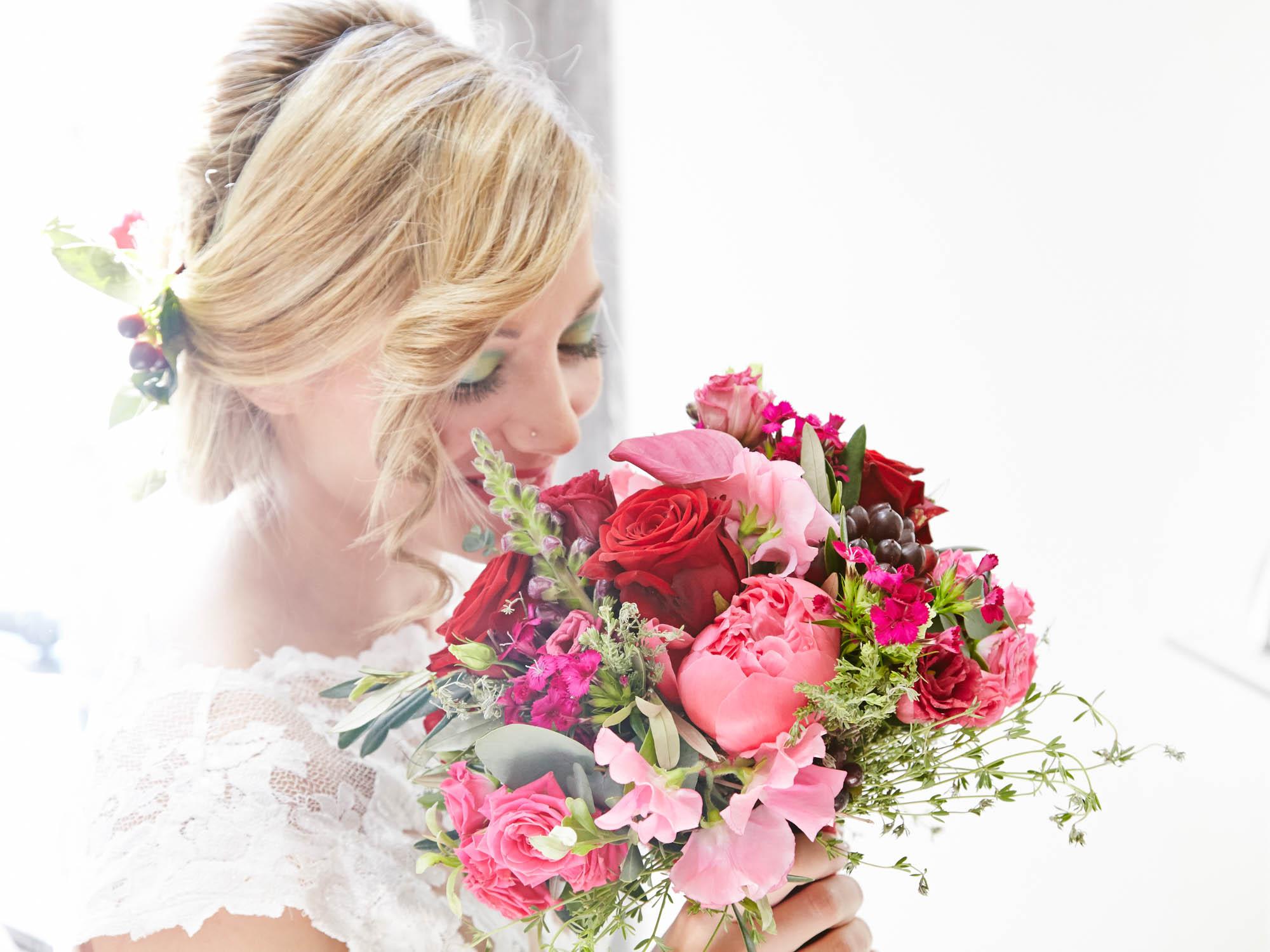 Hochzeitsfloristik von Blumen Engele