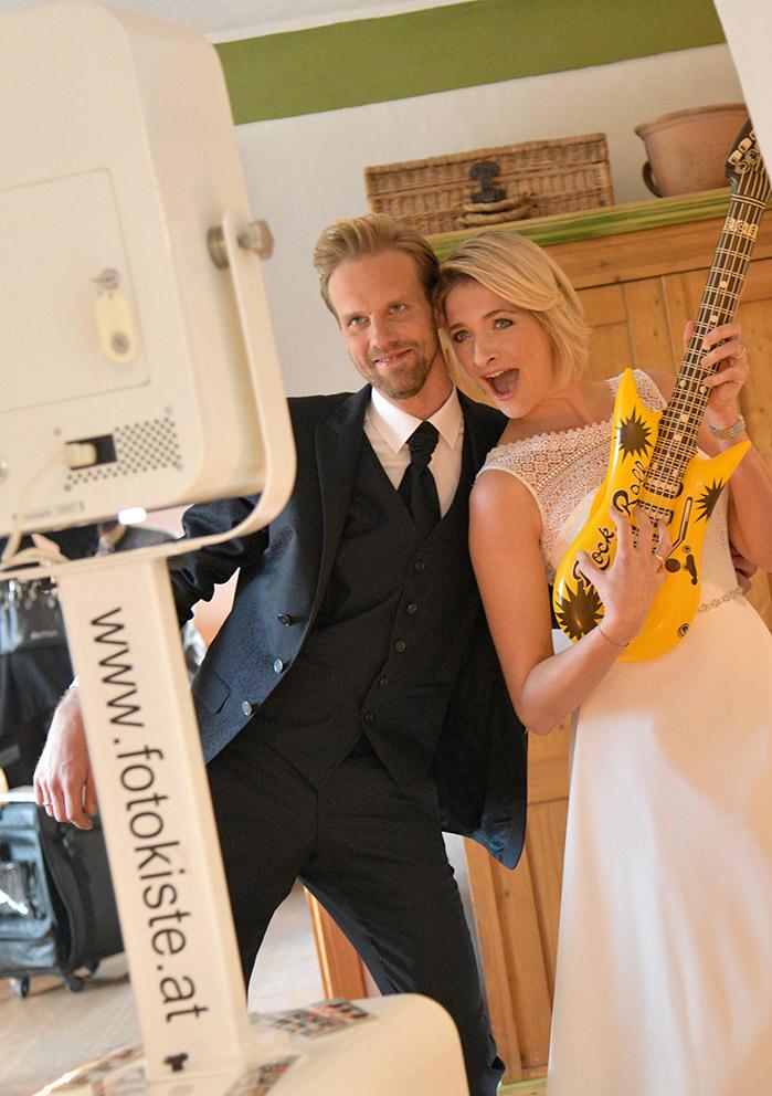 Die Fotokiste | Entertainment für eure Hochzeit