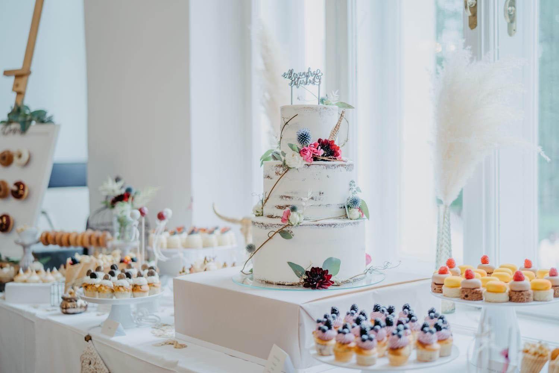Süße Boutique –Hochzeitstorte & Co