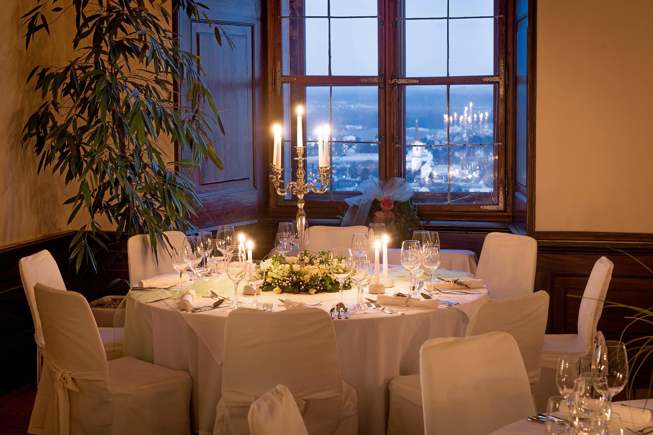 """Hochzeitslocation """"Hotel Schloss Seggau"""""""