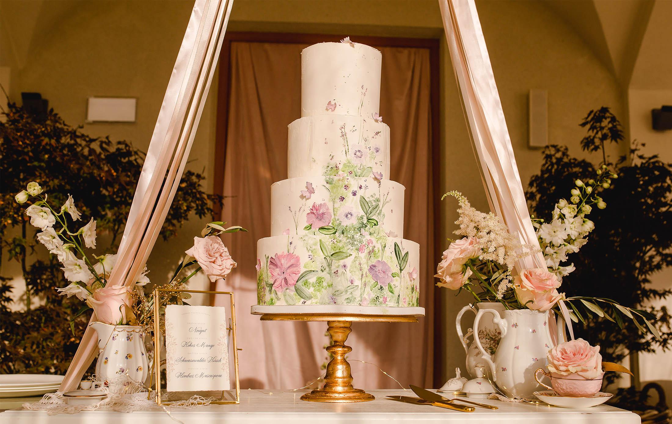 Das Tortenatelier | Hochzeitstorten & Co