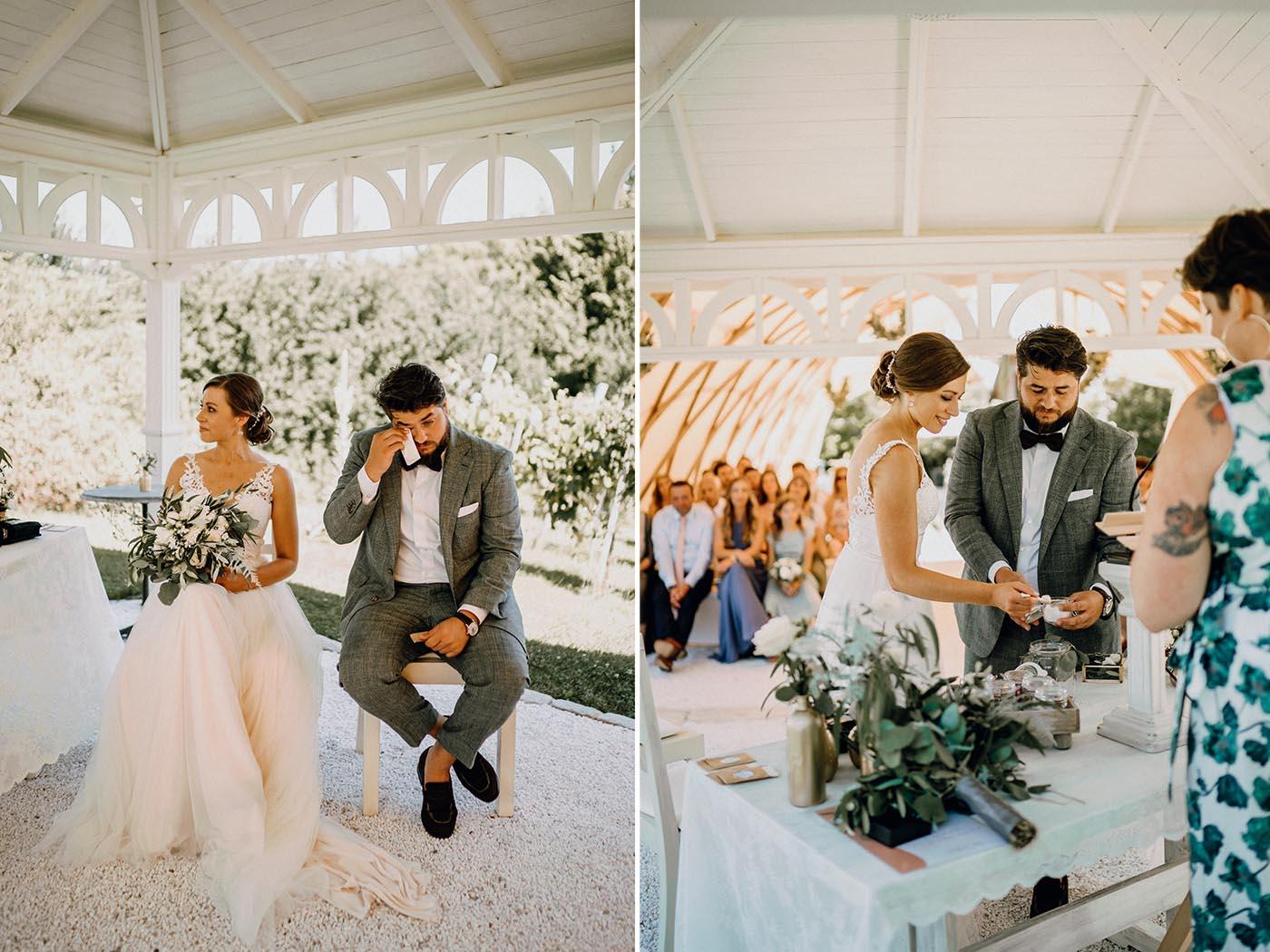 Die Hochzeitsrednerei