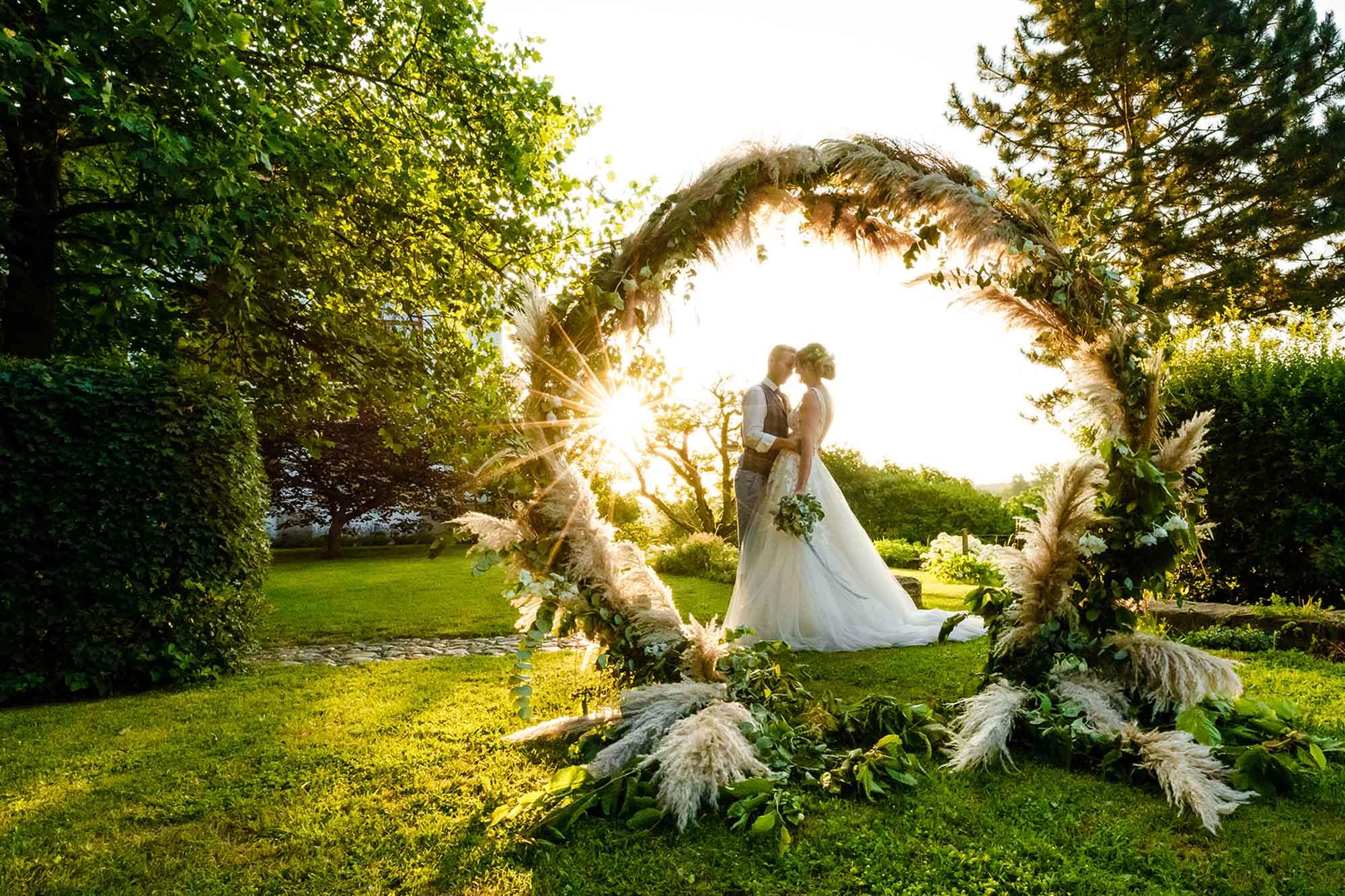 Blumenwerkstatt Sandra   Hochzeitsfloristik