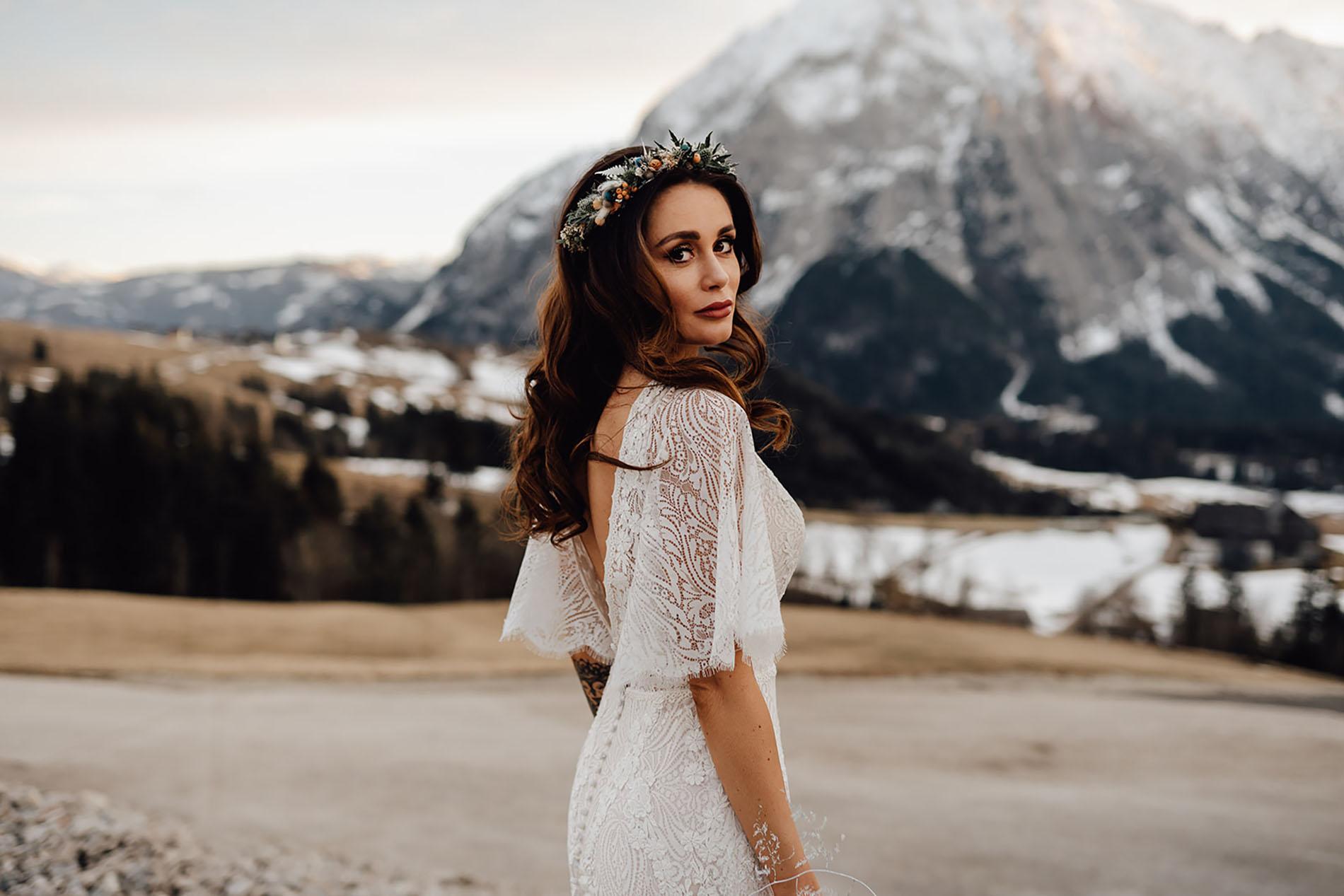 Brautstyling von Sabrina Gartner