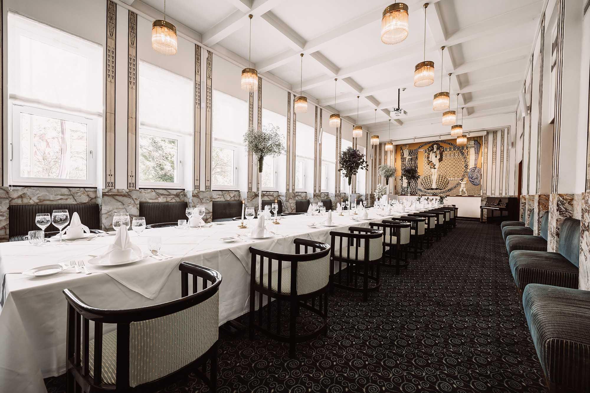 """Hochzeitslocation """"Grand Hôtel Wiesler"""""""
