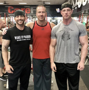 JoshuaSmith-JayCampbell-JimBrown-OptimizedLifeNutrition-Founders
