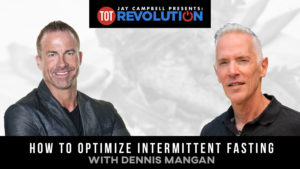 how to optimize intermittent fasting with dennis mangan webinar