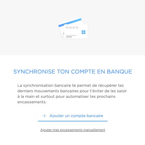 Présentation Synchronisation Bancaire
