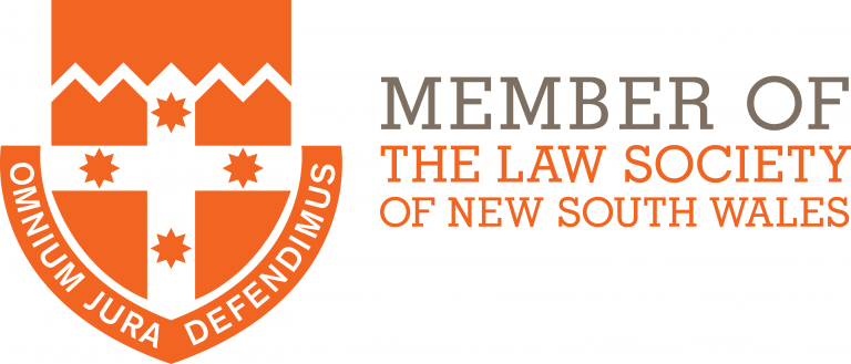 Member of the law society of nsw