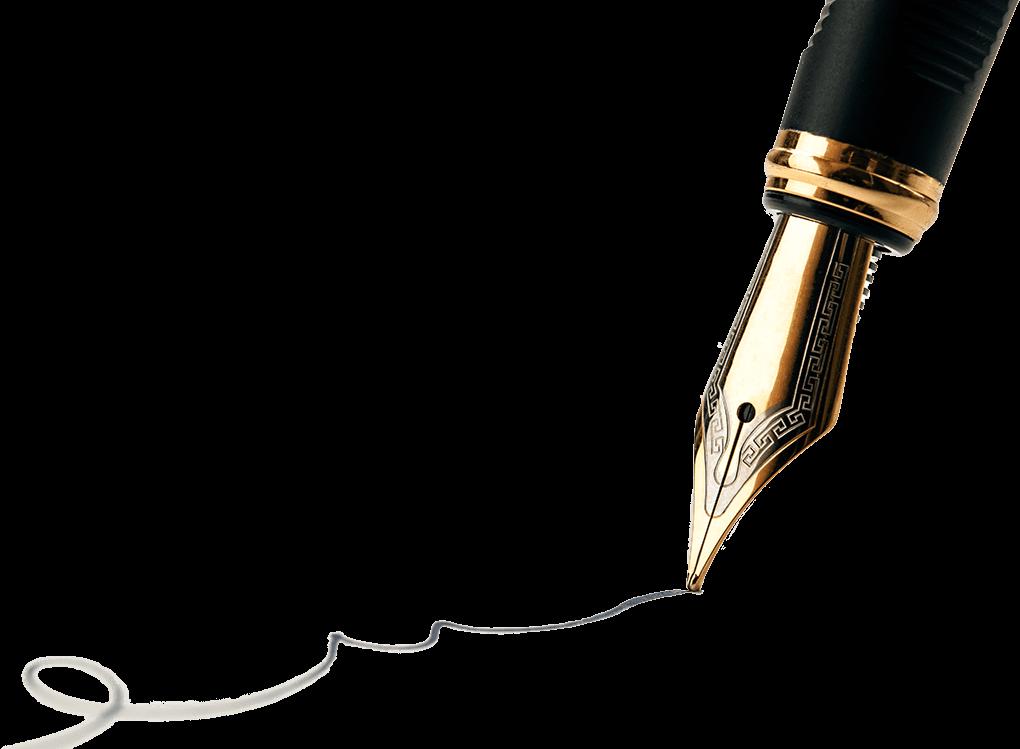 Bespoke pen