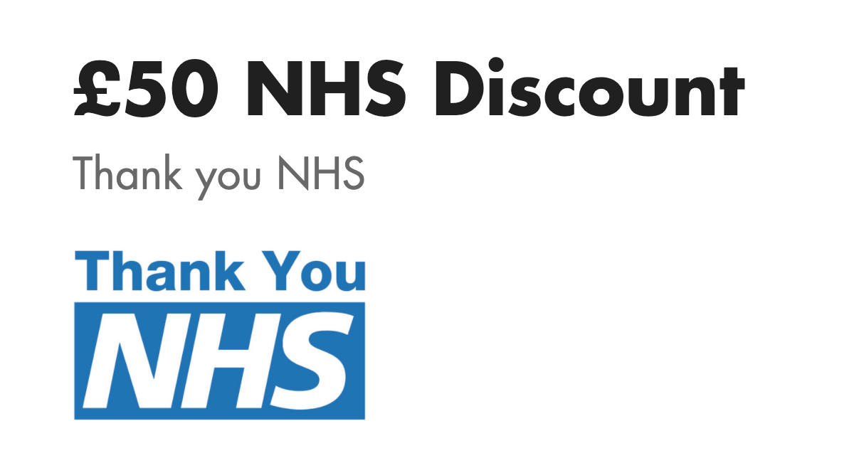 easyStorage NHS Workers 50£ Discount