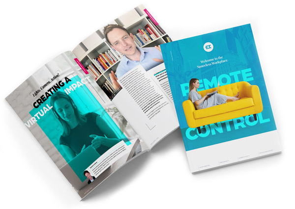The special edition of our publication that is themed around remote working and hybrid working, created with leading workplace thinkers.