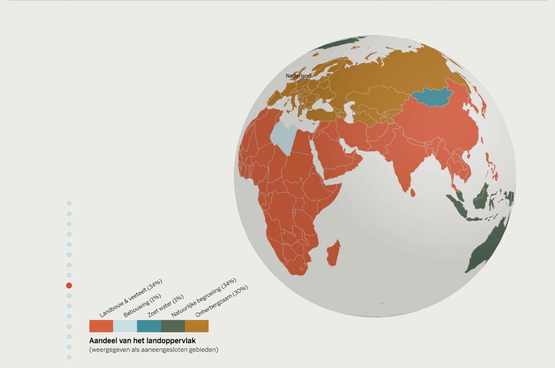 zo groeit de wereldbevolking verder